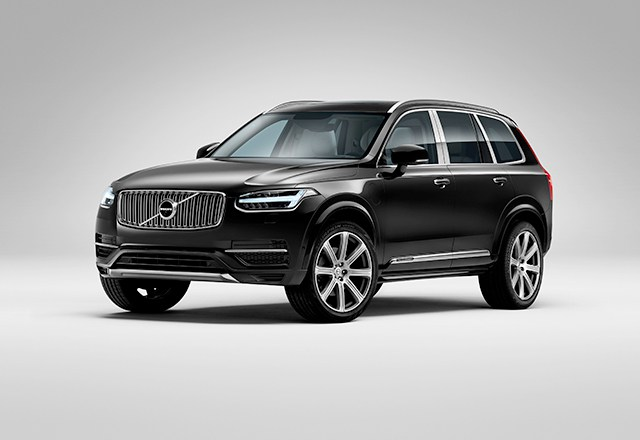 151128 Volvo XC90 Excellence